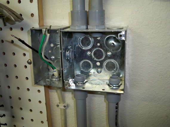 on Lighting Junction Box
