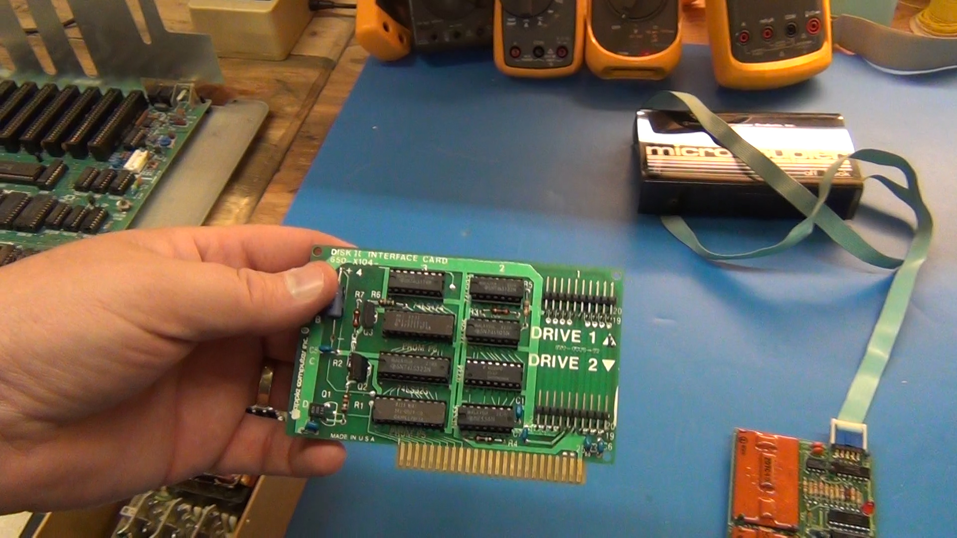ToddFun com » Blog Archive » Apple II Plus from 1982 teardown