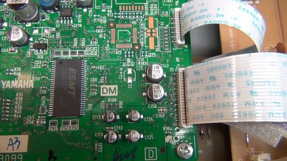 Control board photo
