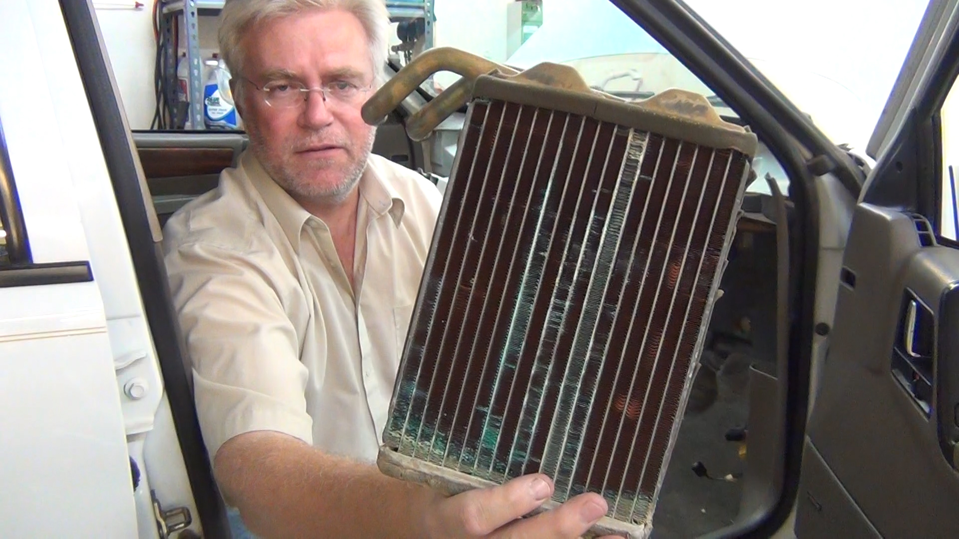 Heater Core Replacement Still on Jeep Cherokee Heater Core