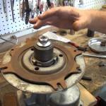 Rebuild GE Washer Transmission Brake Assembly.Still009