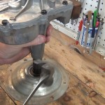 Rebuild GE Washer Transmission Brake Assembly.Still015