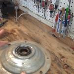 Rebuild GE Washer Transmission Brake Assembly.Still016