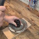 Rebuild GE Washer Transmission Brake Assembly.Still019