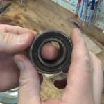 Rebuild GE Washer Transmission Brake Assembly.Still020
