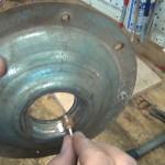 Rebuild GE Washer Transmission Brake Assembly.Still021
