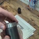 Rebuild GE Washer Transmission Brake Assembly.Still022