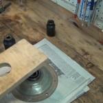 Rebuild GE Washer Transmission Brake Assembly.Still023