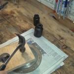 Rebuild GE Washer Transmission Brake Assembly.Still024