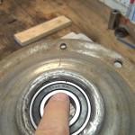 Rebuild GE Washer Transmission Brake Assembly.Still027