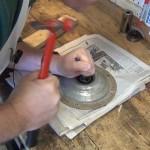 Rebuild GE Washer Transmission Brake Assembly.Still031