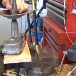 Rebuild GE Washer Transmission Brake Assembly.Still033