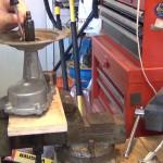 Rebuild GE Washer Transmission Brake Assembly.Still034