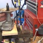 Rebuild GE Washer Transmission Brake Assembly.Still035