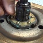Rebuild GE Washer Transmission Brake Assembly.Still037