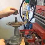 Rebuild GE Washer Transmission Brake Assembly.Still038