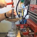 Rebuild GE Washer Transmission Brake Assembly.Still039