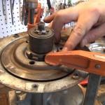 Rebuild GE Washer Transmission Brake Assembly.Still040