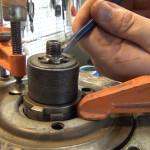 Rebuild GE Washer Transmission Brake Assembly.Still041