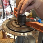 Rebuild GE Washer Transmission Brake Assembly.Still042