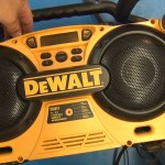 Repair DeWalt Radio Part 1 of 2.Still002