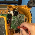 Repair DeWalt Radio Part 1 of 2.Still029