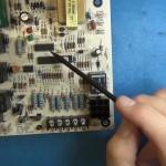 Repair HVAC - blower motor failure.Still004