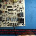 Repair HVAC - blower motor failure.Still006