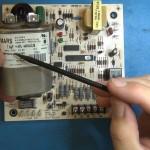 Repair HVAC - blower motor failure.Still008