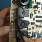 Repair HVAC - blower motor failure.Still009