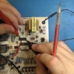 Repair HVAC - blower motor failure.Still016