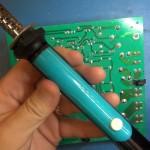 Repair HVAC - blower motor failure.Still020