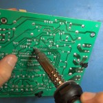 Repair HVAC - blower motor failure.Still022