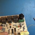Repair HVAC - blower motor failure.Still024
