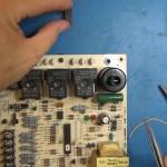 Repair HVAC - blower motor failure.Still026