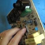 Repair HVAC - blower motor failure.Still027
