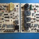 Repair HVAC - blower motor failure.Still031