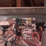Repair HVAC - blower motor failure.Still033