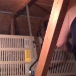 Repair HVAC - blower motor failure.Still034