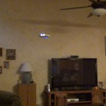 Star Wars Millennium Falcon Quadcopter Review.Still008