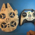 Star Wars Millennium Falcon Quadcopter Review.Still012
