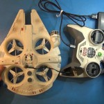 Star Wars Millennium Falcon Quadcopter Review.Still013