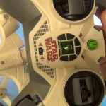 Star Wars Millennium Falcon Quadcopter Review.Still015