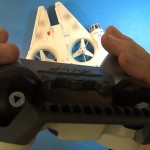 Star Wars Millennium Falcon Quadcopter Review.Still017
