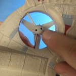 Star Wars Millennium Falcon Quadcopter Review.Still022