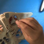 Star Wars Millennium Falcon Quadcopter Review.Still027
