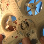 Star Wars Millennium Falcon Quadcopter Review.Still033