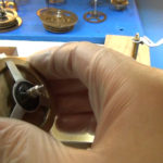 How to Assemble Oil and Grease a Grandfather Clock - part 3 of 4.Still004