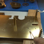 How to Assemble Oil and Grease a Grandfather Clock - part 3 of 4.Still008