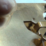 How to Assemble Oil and Grease a Grandfather Clock - part 3 of 4.Still037